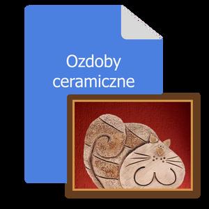 wertus pamiatki katalog ozdob ceramicznych